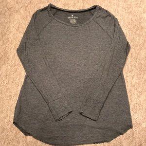 American Eagle long sleeve stripped T-shirt